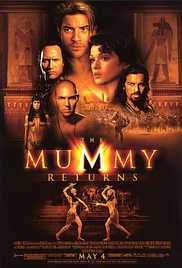 The Mummy Returns (2001) (BluRay)