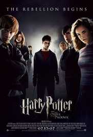 Harry Potter And The Order Of The Phoenix (2007) (BRRip) - Harry Potter All Series