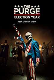 The Purge Election Year (2016) (BluRay) - Hollywood Movies Hindi Dubbed
