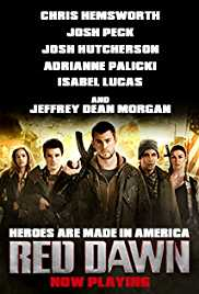 Red Dawn (2012) (BluRay) - Hollywood Movies Hindi Dubbed
