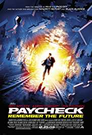 Paycheck (2003) (BluRay) - Hollywood Movies Hindi Dubbed