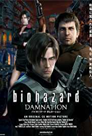 Resident Evil Damnation (2012) (BluRay)