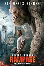 Rampage (2018) (BluRay) - New Hollywood Dubbed Movies