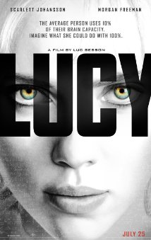 Lucy (2014) (BluRay) - New Hollywood Dubbed Movies