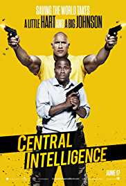 Central Intelligence (2016) (BluRay)
