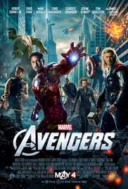 The Avengers (2012) (BluRay)