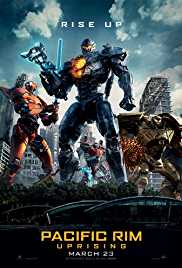 Pacific Rim Uprising (2018) (BluRay)