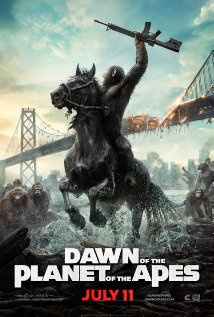 Dawn of the Planet of the Apes (2014) (BluRay)