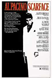 Scarface (1983) (BluRay) - Hollywood Movies Hindi Dubbed