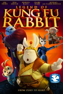 Legend Of Kung Fu Rabbit (2011) (BR Rip)   - Hollywood Movies Hindi Dubbed