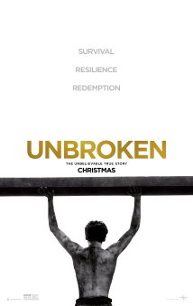 Unbroken (2014) (BluRay)