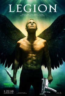 Legion (2010) (DVD) - Hollywood Movies Hindi Dubbed
