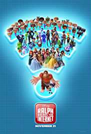 Ralph Breaks the Internet (2018) (HDCam Rip) - New Hollywood Dubbed Movies