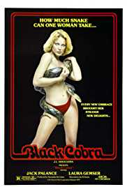 Black Cobra Woman (1976) (BluRay)