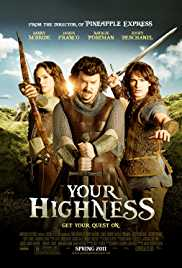 Your Highness (2011) (BluRay) - Hollywood Movies Hindi Dubbed