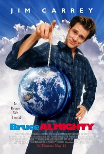 Bruce Almighty (2003) (BRRip) - Hollywood Movies Hindi Dubbed