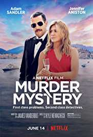 Murder Mystery (2019) (WEB-DL Rip) - New Hollywood Dubbed Movies