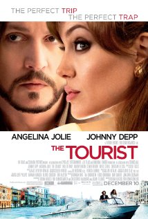 The Tourist (2010) (BR Rip) - Hollywood Movies Hindi Dubbed