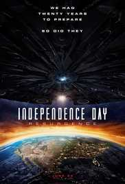 Independence Day - Resurgence (2016) (BluRay) - Independence Day All Series