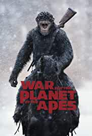 War for the Planet of the Apes (2017) (BluRay)