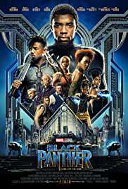 Black Panther (2018) (BluRay) - New Hollywood Dubbed Movies