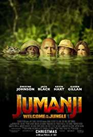Jumanji Welcome to the Jungle (2017) (BluRay)