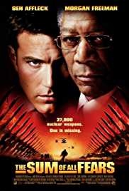 The Sum of All Fears (2002) (BRRip) - Jack Ryan All Series