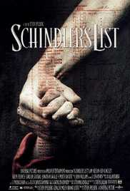 Schindler's List (1993) (Bluray) - Top Rated Movies