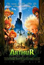 Arthur and the Invisibles (2006) (BluRay)