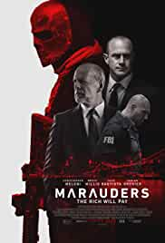 Marauders (2016) (BluRay)