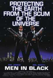 Men in Black (1997) (BluRay) - Men in Black All Series