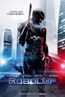 RoboCop (2014) (BluRay) - New Hollywood Dubbed Movies