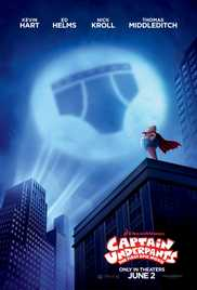 Captain Underpants The First Epic Movie (2017) (BluRay)