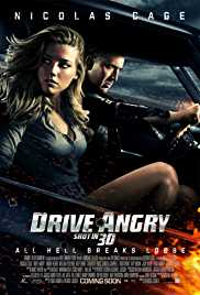 Drive Angry (2011) (BluRay) - Hollywood Movies Hindi Dubbed