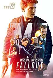 Mission Impossible Fallout (2018) (BluRay) - Mission Impossible All Series