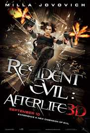 Resident Evil - Afterlife (2010) (BluRay) - Resident Evil All Series