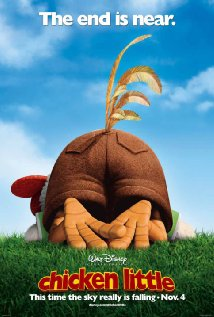 Chicken Little (2005) (Br Rip)