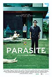 Parasite (2019) (BluRay)