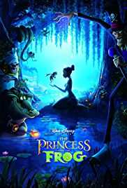 The Princess and the Frog (2009) (BluRay)