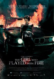 The Girl Who Played With Fire (2009) (BRRip) - Hollywood Movies Hindi Dubbed