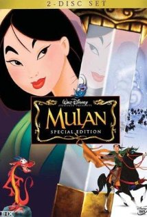Mulan (1998) (Br Rip) - Cartoon Dubbed Movies