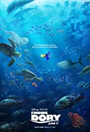Finding Dory (2016) (BluRay)