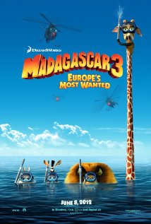 Madagascar 3 Europes Most Wanted (2012) (BR Rip) - Cartoon Dubbed Movies