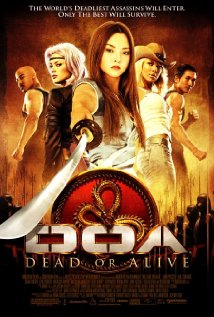 DOA Dead or Alive (2006) (BR Rip) - Hollywood Movies Hindi Dubbed