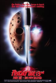 Friday the 13th Part VII The New Blood (1988) (BluRay)