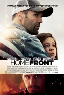 Homefront (I) (2013) (BR Rip) - Hollywood Movies Hindi Dubbed