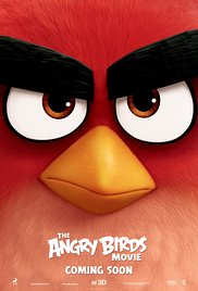 The Angry Birds Movie (2016) (BR Rip) - Cartoon Dubbed Movies