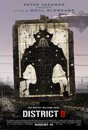 District 9 (2009) (BluRay) - Hollywood Movies Hindi Dubbed
