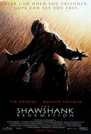 The Shawshank Redemption (1994) (BluRay) - Top Rated Movies