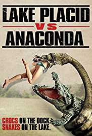 Lake Placid vs. Anaconda (2015) (BluRay)